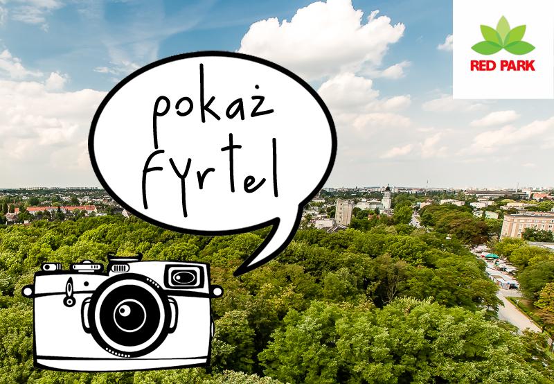 konkurs pokaż fyrtel zdjęcia selfie z Red Parku